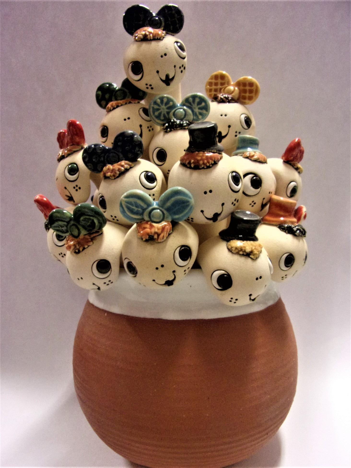 keramické žížaly