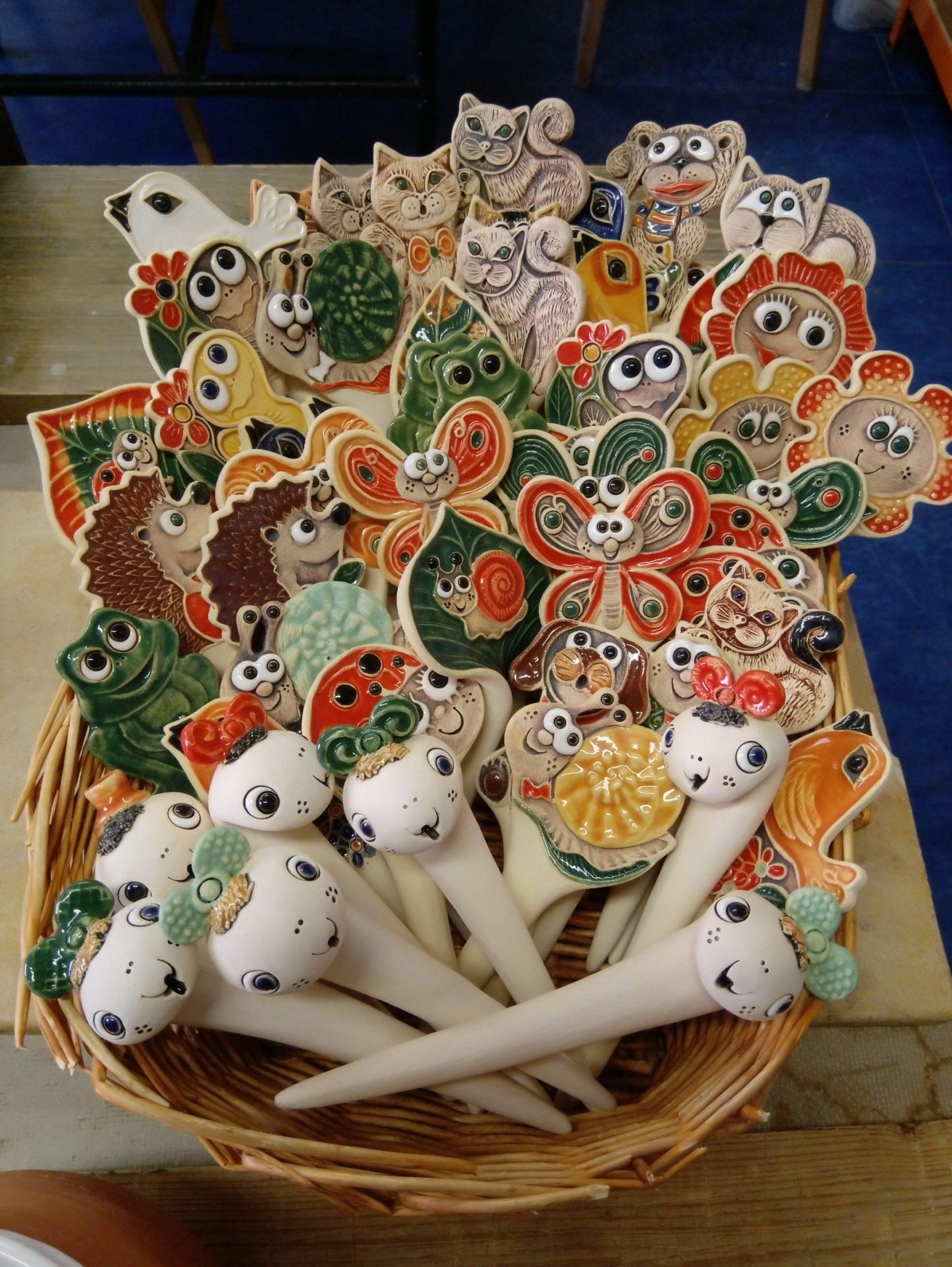 keramická kypřítka jsou vhodná do každého květináče